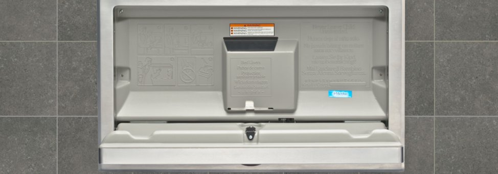 Penner Doors Baby Changing Stations