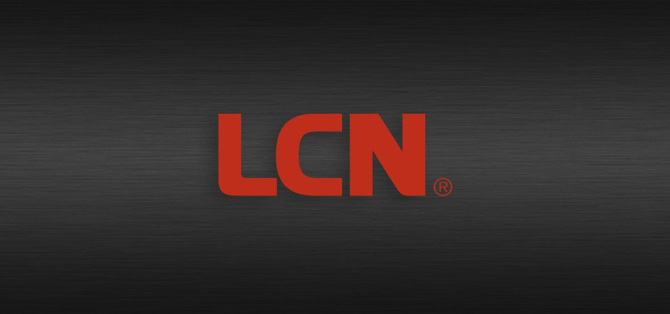 LCN 1460T Series Surface Mounted Track Closer