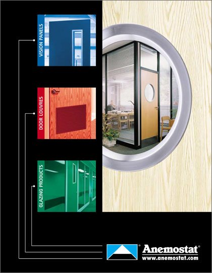 Penner Doors Anemostat Standard