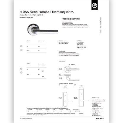 H 355 RAMSA