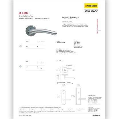H 4707 Grey Series