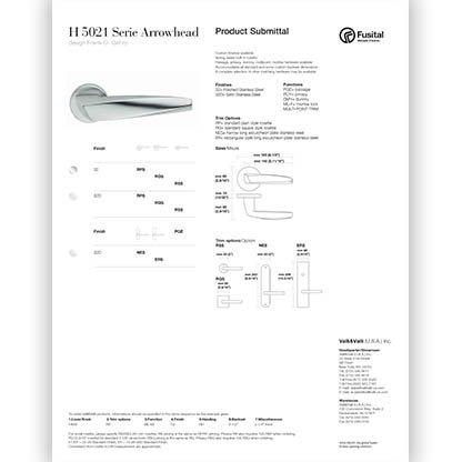 H 5021 Arrowhead