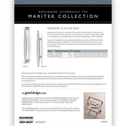 MariTek Collection