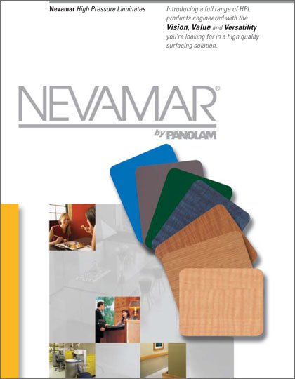Nevamar HPL Brochure