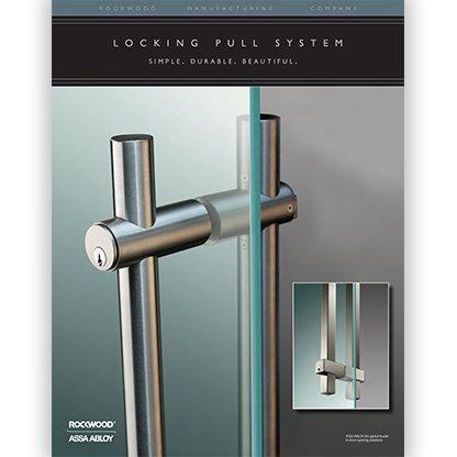 Rockwood Locking Pulls