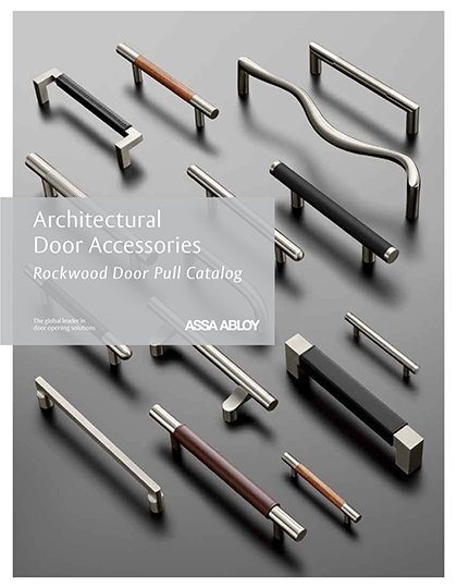 Rockwood Architectural Door Pulls