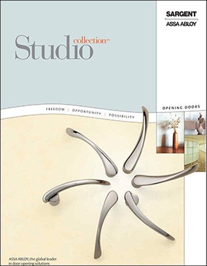 Studio Collection Brochure