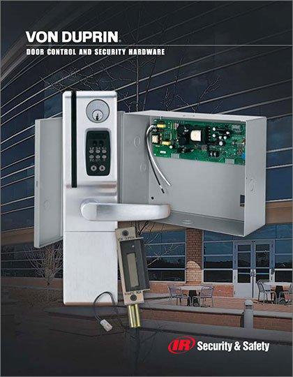 Von Duprin Door Control and Security Hardware