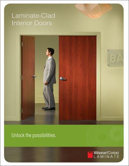 Wilsonart Laminate Clad Interior Doors
