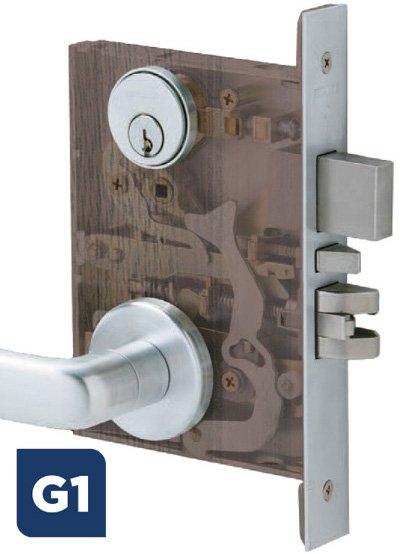 Penner Doors Schlage L9000 Series
