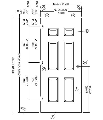 Penner Doors Decorator Series