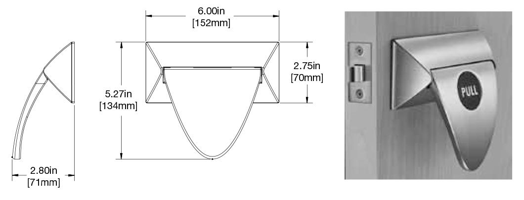 Penner Doors - Sargent ALP Trim & HP Lock